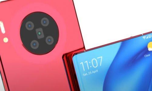 Huawei Mate 40 Modeli, Ekrana Gömülü Ön Kameraya Sahip Olmayacak