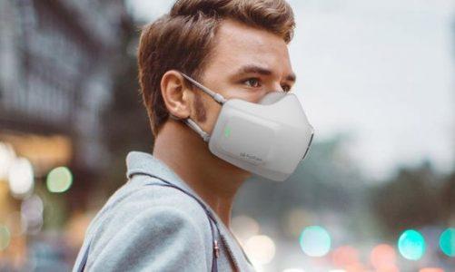 LG, Bataryalı Hava Temizleyiciye Sahip Yeni Yüz Maskesini Duyurdu
