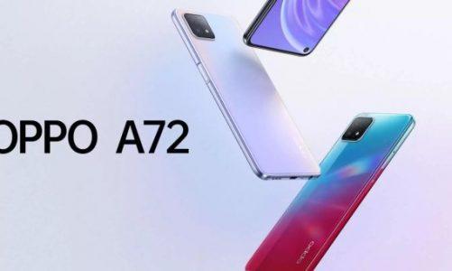 Oppo A72 5G Tanıtıldı! İşte Fiyatı ve Özellikleri