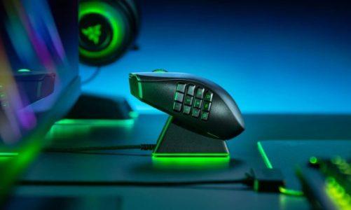Razer Naga Pro Özelleştirilebilir Kablosuz Gaming Mouse Tanıtıldı