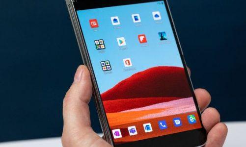 Microsoft, Surface Duo İçin 3 Yıl Android Güncelleme Garantisi Veriyor