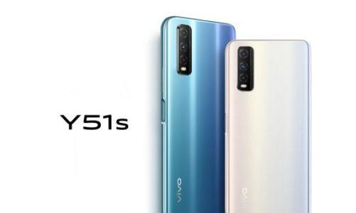 Vivo Y51s Tanıtıldı! İşte Fiyatı ve Özellikleri