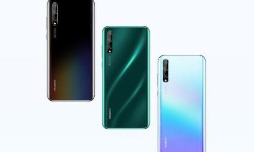 Huawei Enjoy 10S Modeli Şubat 2021 EMUI Güvenlik Güncellemesi Alıyor
