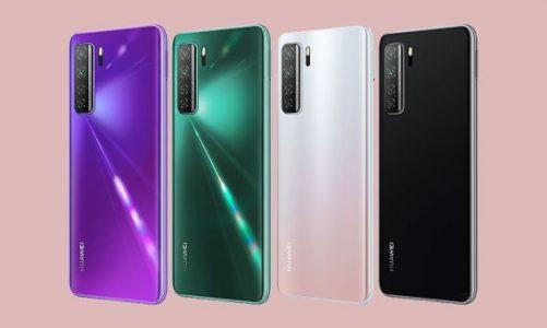 Huawei Nova 7 SE Modeli Eylül 2020 EMUI Güvenlik Güncellemesi Alıyor