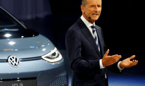 Volkswagen CEO'su: Apple'ın Yaklaşan Otomobilinden Korkmuyorum