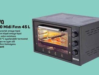 A101 Beliva AF930 Midi Fırın Yorumları ve Özellikleri