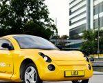 Bu Elektrikli Araba, Plastik Atık ve Doğal Lifler Kullanılarak Üretildi